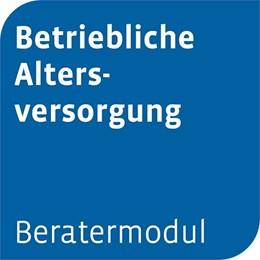 Abbildung von Beratermodul Otto Schmidt Betriebliche Altersversorgung   1. Auflage     beck-shop.de