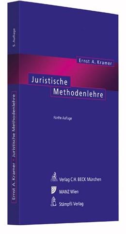 Abbildung von Kramer | Juristische Methodenlehre | 5. Auflage | 2016