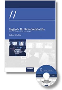 Abbildung von Metschke | Englisch für Sicherheitskräfte | 5. Auflage. | 2016 | Lern- und Arbeitsbuch