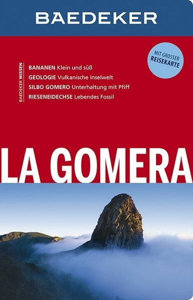 Baedeker Reiseführer La Gomera | Borowski / Bourmer / Goetz | 7. Auflage, 2016 | Buch (Cover)
