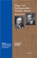 Abbildung von Hofmannsthal / König / Oels   Briefwechsel   2005