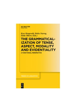 Abbildung von Hengeveld / Narrog | The Grammaticalization of Tense, Aspect, Modality and Evidentiality | 1. Auflage | 2017 | beck-shop.de