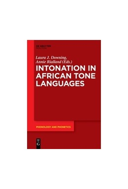 Abbildung von Downing / Rialland | Intonation in African Tone Languages | 2016