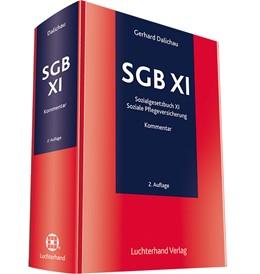 Abbildung von Dalichau (Hrsg.) | SGB XI | 2. Auflage | 2018 | beck-shop.de