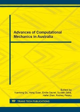 Abbildung von Gu / Guan | Advances of Computational Mechanics in Australia | 1. Auflage | 2016 | Volume 846 | beck-shop.de