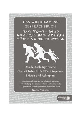 Abbildung von Das deutsch-tigrinische Willkommens- Gesprächsbuch   1. Auflage   2016   beck-shop.de