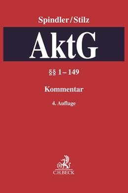 Abbildung von Spindler / Stilz   Kommentar zum Aktiengesetz: AktG, Band 1: §§ 1-149   4. Auflage   2019