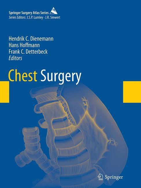 Abbildung von Dienemann / Hoffmann / Detterbeck | Chest Surgery | Softcover reprint of the original 1st ed. 2015 | 2016