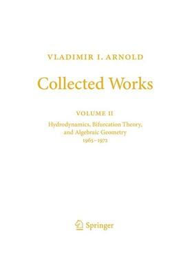 Abbildung von Givental / Khesin / Varchenko / Vassiliev / Viro | Vladimir I. Arnold - Collected Works | Softcover reprint of the original 1st ed. 2014 | 2016 | Hydrodynamics, Bifurcation The... | 2