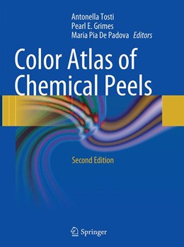 Abbildung von Tosti / Grimes / De Padova | Color Atlas of Chemical Peels | Softcover reprint of the original 2nd ed. 2012 | 2016