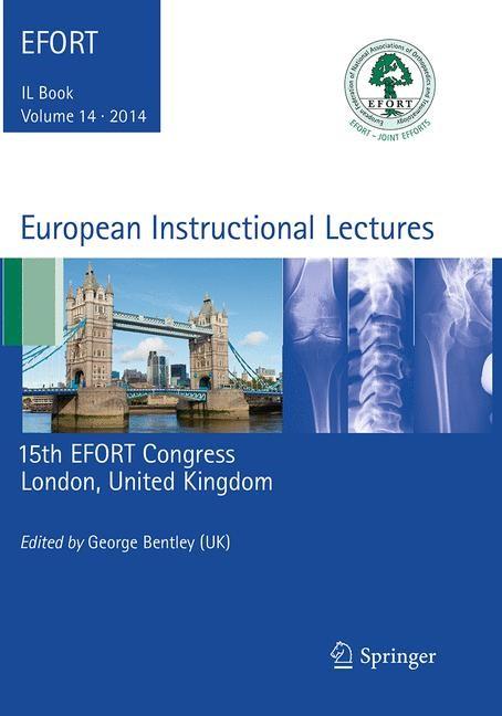 Abbildung von Bentley | European Instructional Lectures | Softcover reprint of the original 1st ed. 2014 | 2016