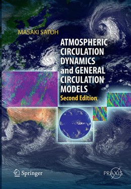Abbildung von Satoh | Atmospheric Circulation Dynamics and General Circulation Models | Softcover reprint of the original 2nd ed. 2014 | 2016
