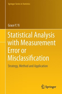 Abbildung von Yi | Statistical Analysis with Measurement Error or Misclassification | 1st ed. 2017 | 2017 | Strategy, Method and Applicati...