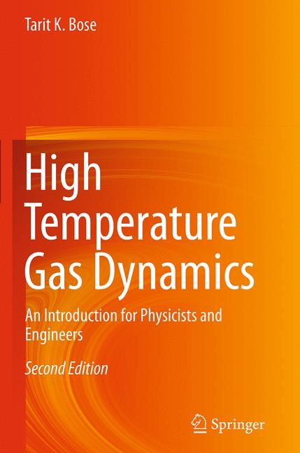 High Temperature Gas Dynamics | Bose | Softcover reprint of the original 2nd ed. 2014, 2016 | Buch (Cover)