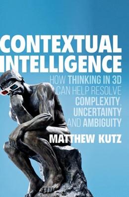 Abbildung von Kutz | Contextual Intelligence | 1st ed. 2017 | 2016