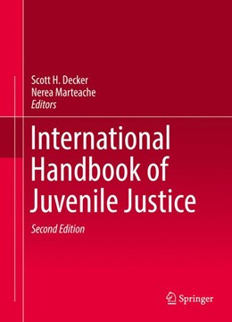 Abbildung von Decker / Marteache   International Handbook of Juvenile Justice   2. Auflage   2016   beck-shop.de
