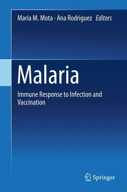 Malaria   Mota / Rodriguez   1st ed. 2017, 2017   Buch (Cover)