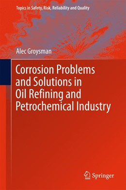 Abbildung von Groysman | Corrosion Problems and Solutions in Oil Refining and Petrochemical Industry | 2016 | 32