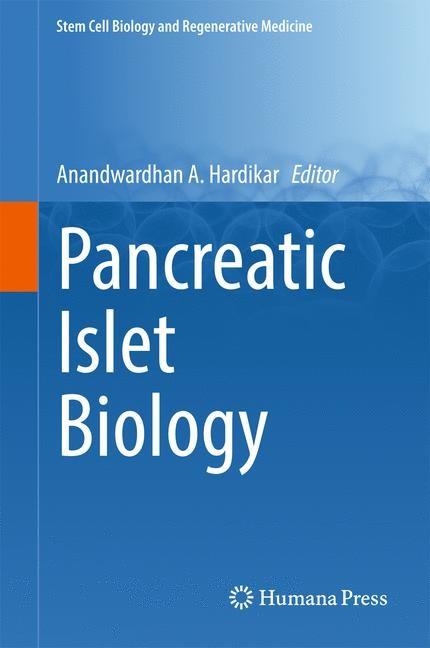 Pancreatic Islet Biology | A. Hardikar | 1st ed. 2016, 2016 | Buch (Cover)