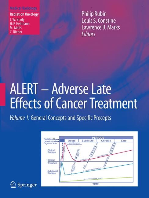 Abbildung von Rubin / Constine / Marks | ALERT - Adverse Late Effects of Cancer Treatment | Softcover reprint of the original 1st ed. 2014 | 2016