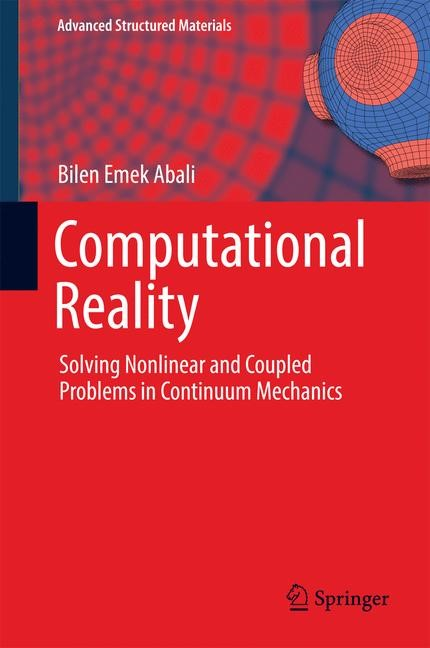 Computational Reality | Abali | 1st ed. 2017, 2016 | Buch (Cover)