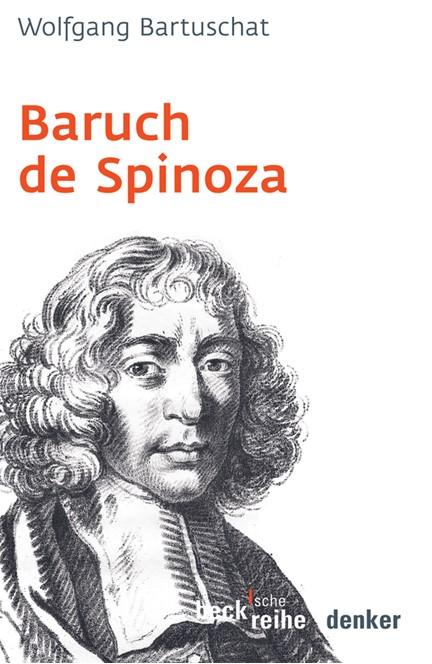 Cover: Wolfgang Bartuschat, Baruch de Spinoza