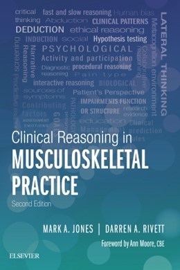 Abbildung von Jones / Rivett | Clinical Reasoning in Musculoskeletal Practice | 2019
