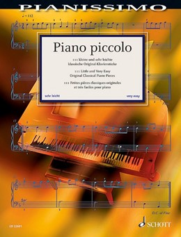 Abbildung von Heumann | Piano piccolo | 1. Auflage | 2016 | beck-shop.de