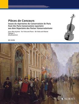 Abbildung von Puchhammer-Sédillot   Pièces de Concours   1. Auflage   2017   beck-shop.de