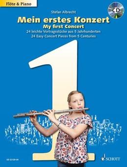 Abbildung von Albrecht   Mein erstes Konzert   2017   23 leichte Vortragsstücke aus ...