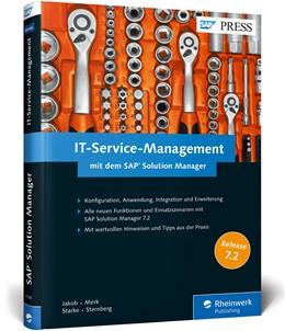 Abbildung von Jakob / Merk | IT-Service-Management mit dem SAP Solution Manager | 2. Auflage | 2017 | beck-shop.de