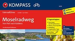 Abbildung von Pollmann   Moselradweg von Perl bis Koblenz   3. Auflage   2016   Fahrradführer mit Routenkarten...