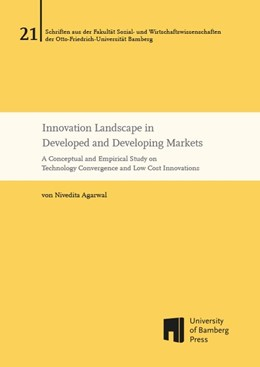Abbildung von Agarwal | Innovation Landscape in developed and developing markets | 1. Auflage | 2016 | beck-shop.de