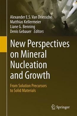 Abbildung von Driessche / Kellermeier / Benning / Gebauer | New Perspectives on Mineral Nucleation and Growth | 2017 | From Solution Precursors to So...
