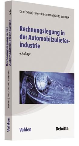 Abbildung von Fischer / Reichmann   Rechnungslegung in der Automobilzulieferindustrie   4. Auflage   2020   beck-shop.de