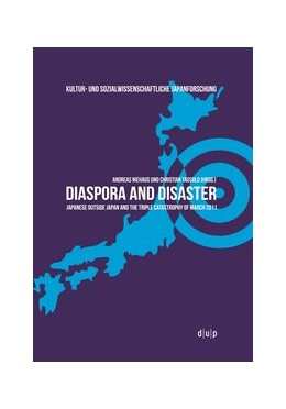 Abbildung von Niehaus / Tagsold | Diaspora and Disaster | 2016 | Japanese Outside Japan and the... | 1