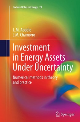 Abbildung von Abadie / Chamorro | Investment in Energy Assets Under Uncertainty | Softcover reprint of the original 1st ed. 2013 | 2016