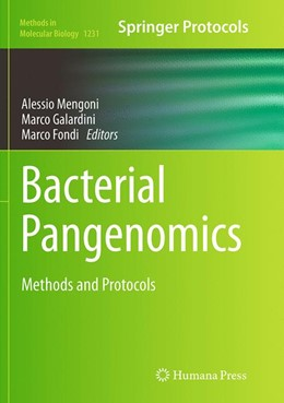 Abbildung von Mengoni / Galardini / Fondi | Bacterial Pangenomics | Softcover reprint of the original 1st ed. 2015 | 2016 | Methods and Protocols | 1231