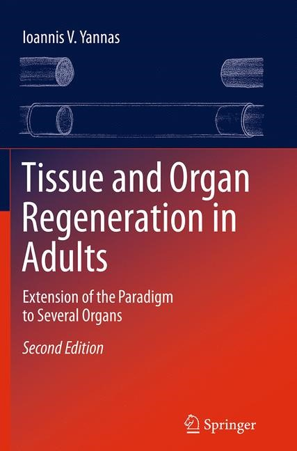 Abbildung von Yannas | Tissue and Organ Regeneration in Adults | Softcover reprint of the original 2nd ed. 2015 | 2016
