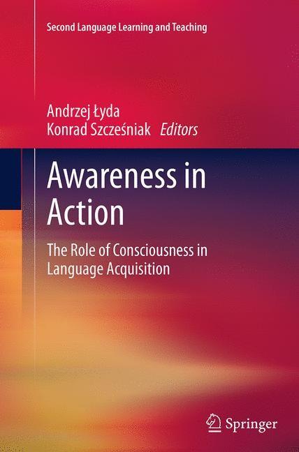 Abbildung von Lyda / Szczesniak | Awareness in Action | Softcover reprint of the original 1st ed. 2014 | 2016