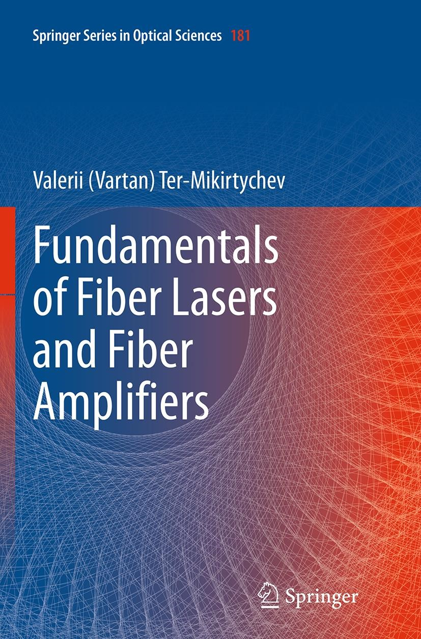 Abbildung von Ter-Mikirtychev | Fundamentals of Fiber Lasers and Fiber Amplifiers | Softcover reprint of the original 1st ed. 2014 | 2016
