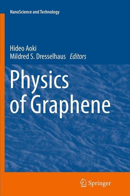 Abbildung von Aoki / S. Dresselhaus   Physics of Graphene   Softcover reprint of the original 1st ed. 2014   2016
