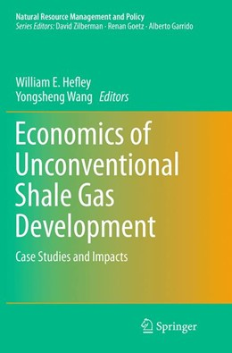 Abbildung von Hefley / Wang | Economics of Unconventional Shale Gas Development | Softcover reprint of the original 1st ed. 2015 | 2016 | Case Studies and Impacts | 45