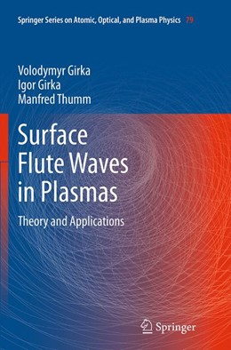 Abbildung von Girka / Thumm | Surface Flute Waves in Plasmas | Softcover reprint of the original 1st ed. 2014 | 2016 | Theory and Applications | 79
