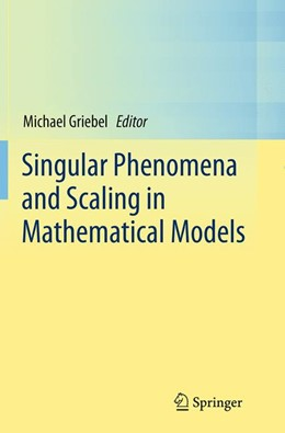 Abbildung von Griebel | Singular Phenomena and Scaling in Mathematical Models | Softcover reprint of the original 1st ed. 2014 | 2016