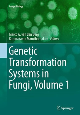 Abbildung von van den Berg / Maruthachalam | Genetic Transformation Systems in Fungi, Volume 1 | Softcover reprint of the original 1st ed. 2015 | 2016