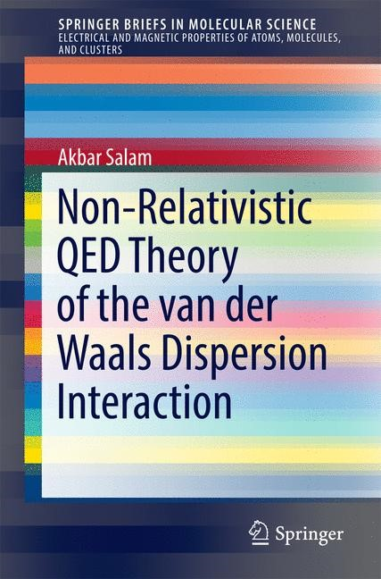 Abbildung von Salam | Non-Relativistic QED Theory of the van der Waals Dispersion Interaction | 1st ed. 2016 | 2016
