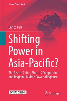 Abbildung von Fels | Shifting Power in Asia-Pacific? | 1st ed. 2017 | 2016 | The Rise of China, Sino-US Com...