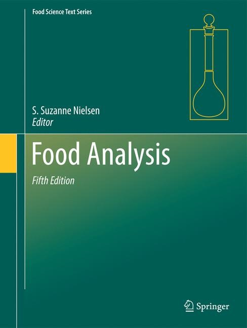 Abbildung von Nielsen   Food Analysis   5th ed. 2017   2017