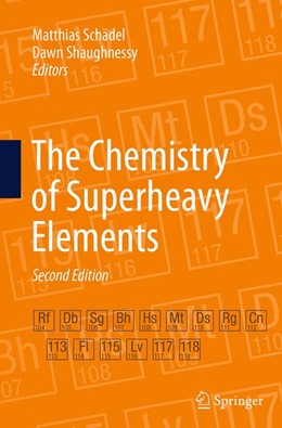 Abbildung von Schädel / Shaughnessy | The Chemistry of Superheavy Elements | Softcover reprint of the original 2nd ed. 2014 | 2016